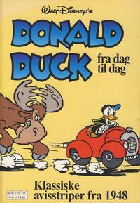 Cover Thumbnail for Donald Duck Fra Dag Til Dag (Hjemmet / Egmont, 1987 series) #11