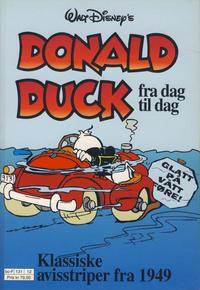 Cover Thumbnail for Donald Duck Fra Dag Til Dag (Hjemmet / Egmont, 1987 series) #12