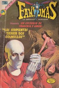 Cover Thumbnail for Fantomas (Editorial Novaro, 1969 series) #118