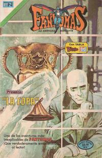Cover Thumbnail for Fantomas (Editorial Novaro, 1969 series) #198