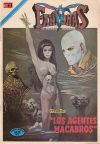 Cover Thumbnail for Fantomas (Editorial Novaro, 1969 series) #180