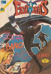 Cover Thumbnail for Fantomas (Editorial Novaro, 1969 series) #103