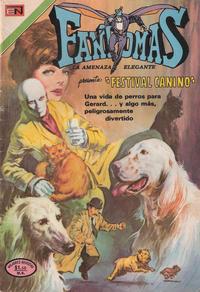 Cover Thumbnail for Fantomas (Editorial Novaro, 1969 series) #141