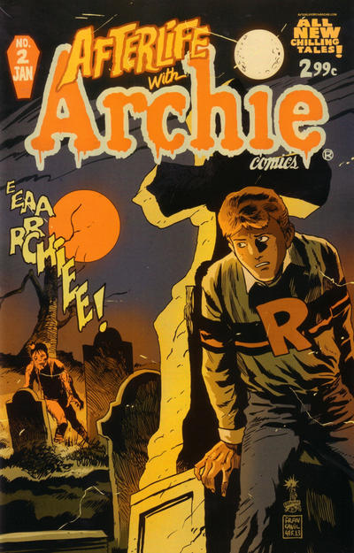 Cover for Afterlife with Archie (Archie, 2013 series) #2