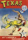 Cover for Texas (Serieforlaget / Se-Bladene / Stabenfeldt, 1953 series) #6/1953