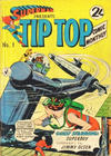Cover for Superman Presents Tip Top Comic Monthly (K. G. Murray, 1965 series) #1