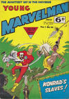 Cover for Young Marvelman (L. Miller & Son, 1954 series) #34
