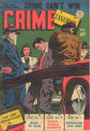 Cover for Crime Casebook (Horwitz, 1953 ? series) #17