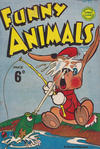 Cover for Funny Animals (L. Miller & Son, 1951 series) #57