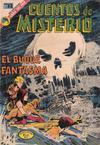 Cover for Cuentos de Misterio (Editorial Novaro, 1960 series) #243