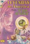 Cover for Leyendas de América (Editorial Novaro, 1956 series) #215