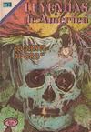 Cover for Leyendas de América (Editorial Novaro, 1956 series) #224