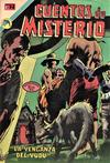 Cover for Cuentos de Misterio (Editorial Novaro, 1960 series) #235
