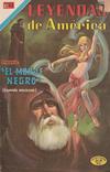 Cover for Leyendas de América (Editorial Novaro, 1956 series) #244