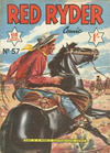 Cover for Red Ryder Comics (World Distributors, 1954 series) #57