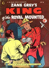 Cover for King of the Royal Mounted (World Distributors, 1953 series) #4