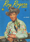 Cover for Roy Rogers Comics (World Distributors, 1951 series) #7