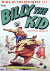 Cover for Billy the Kid Adventure Magazine (World Distributors, 1953 series) #21