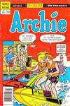 Cover for Archie (Editions Héritage, 1971 series) #201