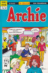 Cover for Archie (Editions Héritage, 1971 series) #176