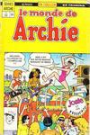 Cover for Le Monde de Archie (Editions Héritage, 1979 series) #49