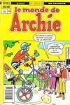 Cover for Le Monde de Archie (Editions Héritage, 1979 series) #55