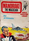 Cover for Mandrake the Magician World Adventure Library (World Distributors, 1967 series) #1