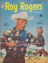 Cover for Roy Rogers Comics (World Distributors, 1951 series) #33