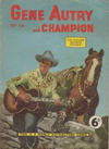 Cover for Gene Autry and Champion (World Distributors, 1956 series) #14