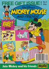 Cover for Mickey Mouse and Friends (Egmont UK, 1989 series) #3