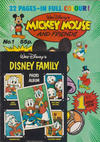 Cover for Mickey Mouse and Friends (Egmont UK, 1989 series) #1