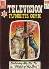 Cover for Television Favourites Comic (World Distributors, 1958 series) #14