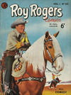 Cover for Roy Rogers Comics (World Distributors, 1951 series) #20