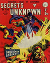 Cover for Secrets of the Unknown (Alan Class, 1962 series) #116