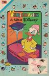 Cover for Variedades de Walt Disney Serie Avestruz (Editorial Novaro, 1975 series) #6