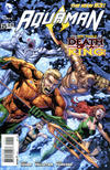 Cover for Aquaman (DC, 2011 series) #25