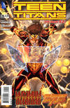 Cover for Teen Titans (DC, 2011 series) #25 [Direct Sales]