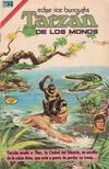 Cover for Tarzan Serie Avestruz (Editorial Novaro, 1975 series) #4