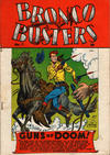 Cover for Bronco Busters (Bell Features, 1950 series) #7