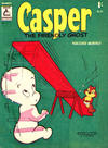 Cover for Casper the Friendly Ghost (Associated Newspapers, 1955 series) #50