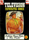 Cover for Television Favourites Comic (World Distributors, 1958 series) #6