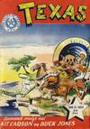 Cover for Texas (Serieforlaget / Se-Bladene / Stabenfeldt, 1953 series) #5/1953