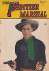 Cover for The Frontier Marshal (Bell Features, 1951 series) #12