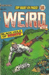 Cover for Weird Mystery Tales (K. G. Murray, 1972 series) #41
