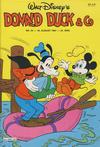 Cover for Donald Duck & Co (Hjemmet / Egmont, 1948 series) #34/1981
