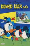 Cover for Donald Duck & Co (Hjemmet / Egmont, 1948 series) #39/1981