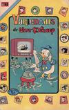 Cover for Variedades de Walt Disney (Editorial Novaro, 1967 series) #179