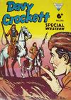 Cover for Davy Crockett (L. Miller & Son, 1956 series) #50
