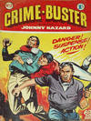 Cover for Crime-Buster Johnny Hazard (World Distributors, 1959 series) #2