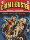 Cover for Crime-Buster Johnny Hazard (World Distributors, 1959 series) #3